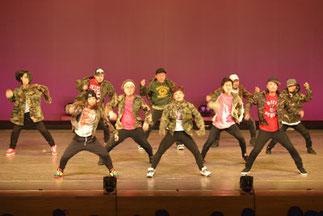 2-11.講師ストリート|個性的な講師たちの迫力あるダンス!