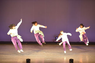 1-11.ヒップホップ(美帆)|かっこいいヒップホップクラス。ダンスもしっかり踊ってます。