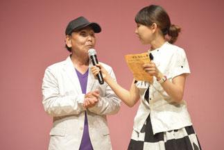 12.鈴木勝光|松伏の居酒屋かっちゃんのマスター。美空ひばりのマニアで歌も完璧に歌えて、慰問で歌ったりもしています。