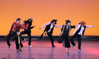 2-09ロック(NOBOO)|観ている人もノッてきちゃうロック!踊っている皆も楽しそう!
