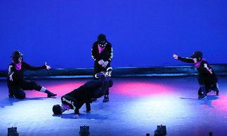 1-11.リズム&ダンス(ISOKUMI) タイムトリップでカウボーイの時代へ。キッズクラスの助っ人で実はお母さんも共演!