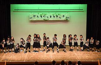 07.MIX@ 火曜『はじめてキッズダンス』『フリースタイル』講師Tamaki|大人数で圧巻のダンス。インパクト賞!