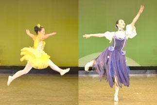 1-05.バレエ(metan)| 可愛らしいバレエときれいな踊り。