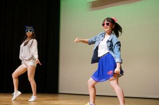 04.チームSA|アイドル活動もしている二人組。とってもキュート!