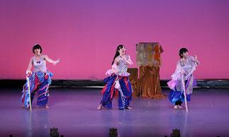 2-06.ジャズ初級(まりりん) ママとパパの高校生時代にタイムスリップ♪ちょっと懐かしい感じでダンス