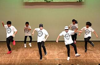 16.木村のゆかいな生徒たち|講師MAIの生徒さんたちチーム。迫力満点のダンスで「クール賞(かっこよかったチーム)」