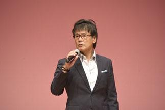 13.上田裕|居酒屋かっちゃんより。ダンディな「桃色吐息」を歌ってくれました。