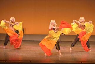 ナチュラルダンス(ISOKUMI)