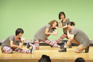 9.emyusa〈fu-lu-ca-boo〉|美帆サークル。大人かっこいいダンス。