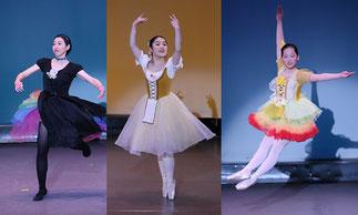 1-07.はじめてバレエ(metan) ソロのダンスでバレエの世界をちょっとだけのぞきましょう