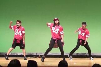 15.火曜『ヒップホップ』講師MACHA|勢いとキレのあるダンス。「クール賞(かっこよかったチーム)」