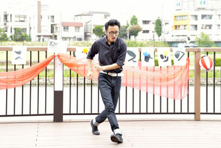 26.Mr.SHUN|もうおなじみのクロイツの唯一無二のダンサーです。