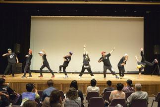 20.水曜『ヒップホップ』講師RIKI|初めて踊るメンバーからベテランまで、チームワーク抜群! 惜しくも賞は逃しましたが、あと一歩のとても人気のあるナンバーでした。