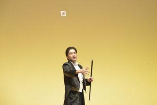 5.藤沼'カーディーニ'光孝|華麗なステージマジックと、フロアではキッズ達にも大人気!一日みんなを楽しませてくれました。