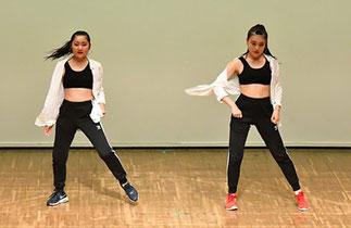 10.Freedom☆Works|せんげん台のダンススタジオの女子高生チーム。カッコいいダンスを堂々と!