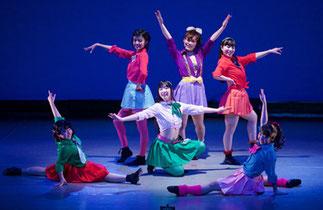 2-09.ジャズバレエ(metan)|ハッピーエンドのダンスパーティー。にぎやかに!