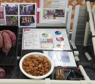 『和ーモンド【almond】』展示 和×夢 nagomu farm