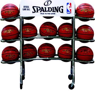 Ball Truck, Spalding Training Aids