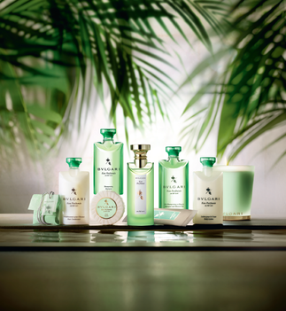 Bulgari Green Tea Range