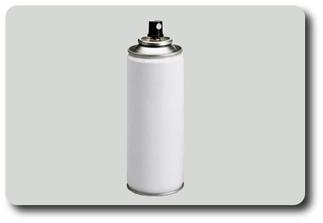 Bombe spay lubrifiant pour montage rotor et stator, vis de transport et jaquettes
