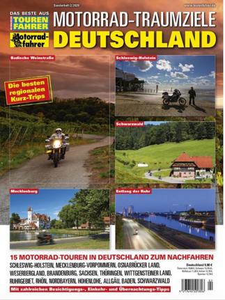 TF-Sonderheft »DEUTSCHLAND«, 2020