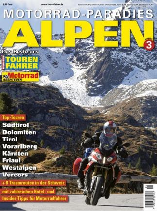 TF-Sonderheft »Motorrad-Paradies ALPEN 3«, 2020