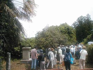 内山家キリスト教墓地