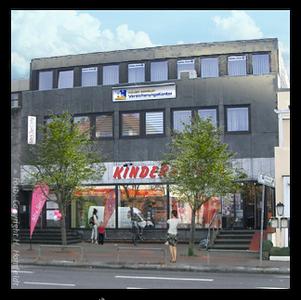 """Foto: """"Aussenansicht unseres Standortes in Hamburg-Rahlstedt"""" - Copyright SIGNAL IDUNA Generalagentur Homfeldt"""