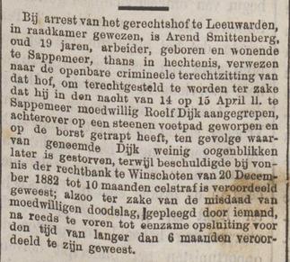 De Tijd : godsdienstig-staatkundig dagblad 28-05-1884