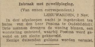 De courant 04-11-1918