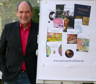 Ganymed-Verleger Dr. Andreas Brandtner