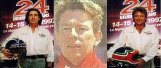 1996. ALMO COPPELLI, PATRICK CAMUS, RICCARDO AGUSTA.
