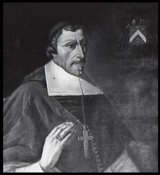 Mgr Nicolas Pavillon, évêque d'Alet (de 1639 à 1677) fr.wikipedia.org