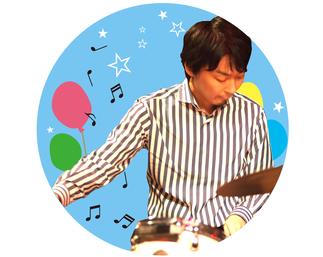 ドラム教室の先生 伊藤明生