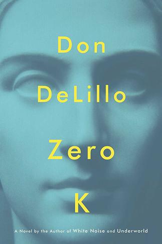 Zero K de Don DeLillo à la librairie Actes Sud du Hameau des Baux à Paradou