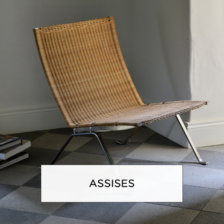 Chaises, fauteuils, tabourets, canapés vintage à emporter