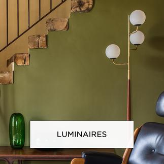 Lampes de table, lampadaires, lampes de salon vintage à emporter
