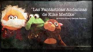 Títeres Garabatosos Kike Meñike