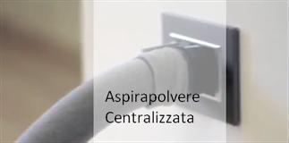 Aspirapolvere Centralizzata