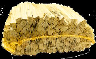 Anzündhilfen, Anzündholz im Sack für Brennholz