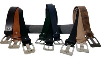 Ledergürtel in vielen Farben und Größen. Ledergürtel online kaufen. Hochwertige Qualität und preiswert.