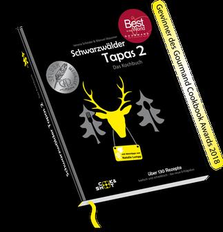 Schwarzwälder Tapas 2 Bestes Buch des Jahre