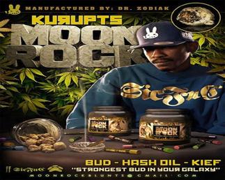 kurupt moonrocks cogollos marihuana aceite polen