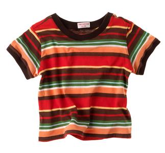 buntes T-shirt für Kinder, faire Mode, Herzkind, Berlin