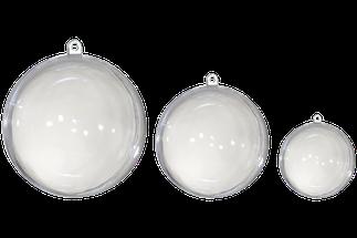 Kunststoffkugeln transparent