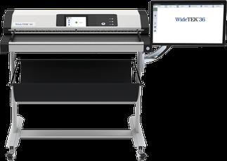 WideTEK 36 CCD Grossformatscanner 36 Zoll