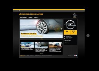 Mit einem Klick zu unserer Opel-Service-Partner Webseite