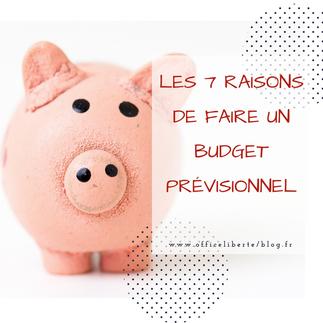 budget prévisionnel, entreprise, dépenses, recettes