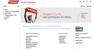 Nordland Heizgeräte Kooperationspartner Krüger + Co. AG