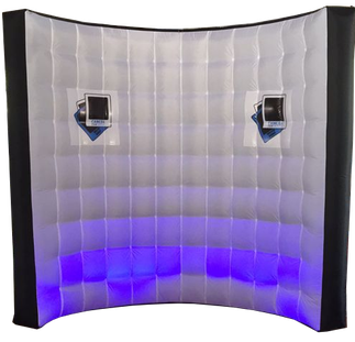 Inflatable Photo Booth Wall